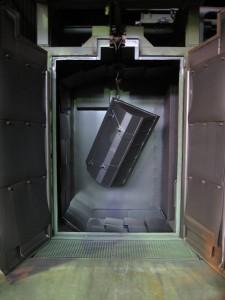 Uukuniemen Metallin tuotantolaitteisto